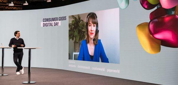 Gionata digitale dei beni di consumo